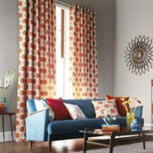 Harlequin Folia Embroideries Fabric Collection