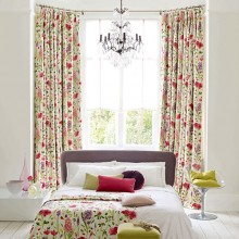 Sanderson Options 11 Curtain Collection