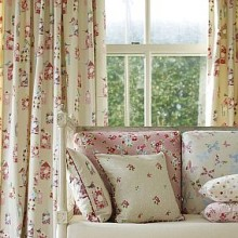 Prestigious Butterfly Gardens Curtain Collection
