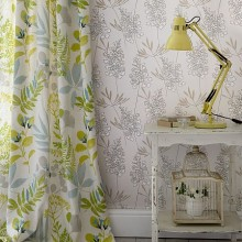 Clarke & Clarke Wild Garden Curtain Collection