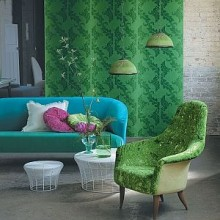 Designers Guild Savine Wallpaper Collection