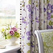 Sanderson Madison Prints Curtain Collection