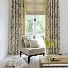 Clarke & Clarke Holland Park Curtain Collection