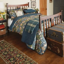 Morris Strawberry Thief Bedding Collection