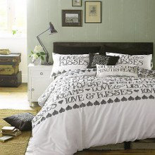 Emma Bridgewater Black Toast Bedding Cushion Collection