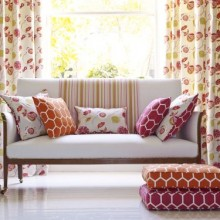 Prestigious Secret Garden Curtain Collection