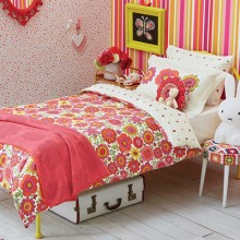 Scion Bloomin Lovely Bedding Collection