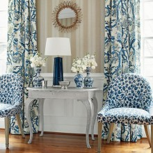 Thibaut Bridgehampton Curtain Collection