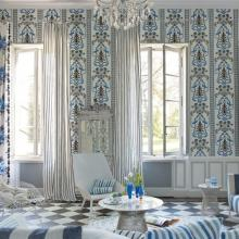 Designers Guild Linnaeus Wallpaper Collection