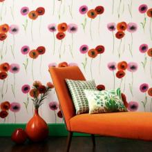 Sanderson Colour for Living Wallpaper Collection
