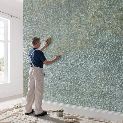 Lincrusta Wallpaper Collection