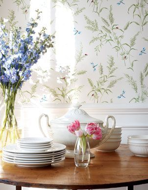 Thibaut - classic American style